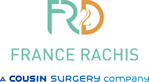 France Rachis - A specialist in spine surgical implants distribution in France - A Cousin Surgery company