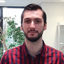 Lucas Huyghe - Supply chain manager - Cousin Surgery - Implant design and manufacturing